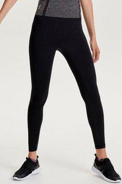 only play functionele tights onpfast shape up met corrigerend effect zwart