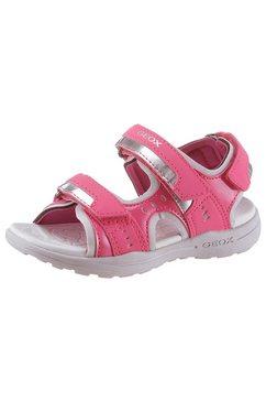 geox kids sandalen »vaniett« roze