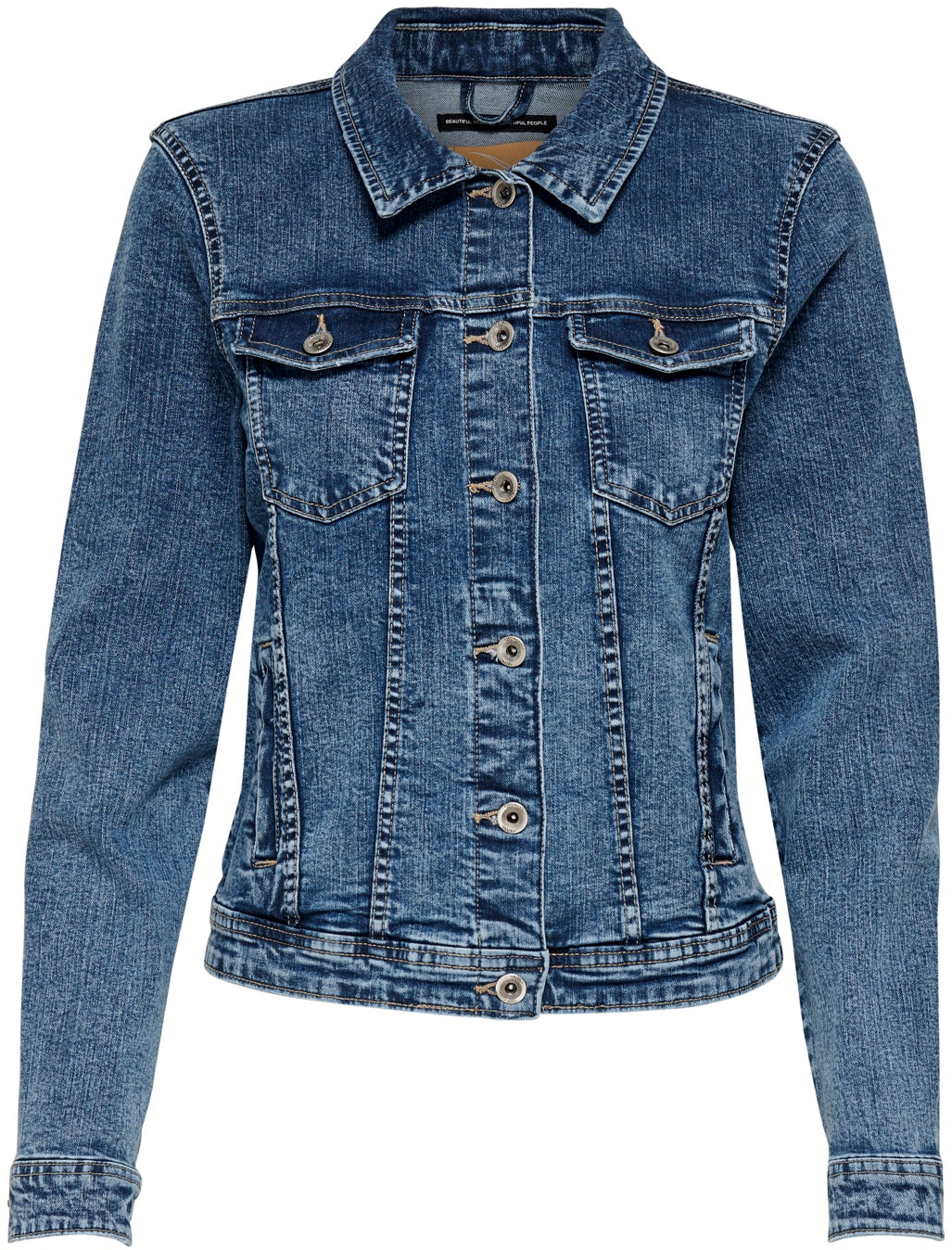 ONLY jeansjack »ONLTIA« bestellen: 30 dagen bedenktijd