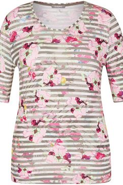 rabe shirt met print roze