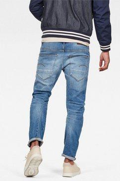 g-star raw slim fit jeans »arc 3d slim« blauw