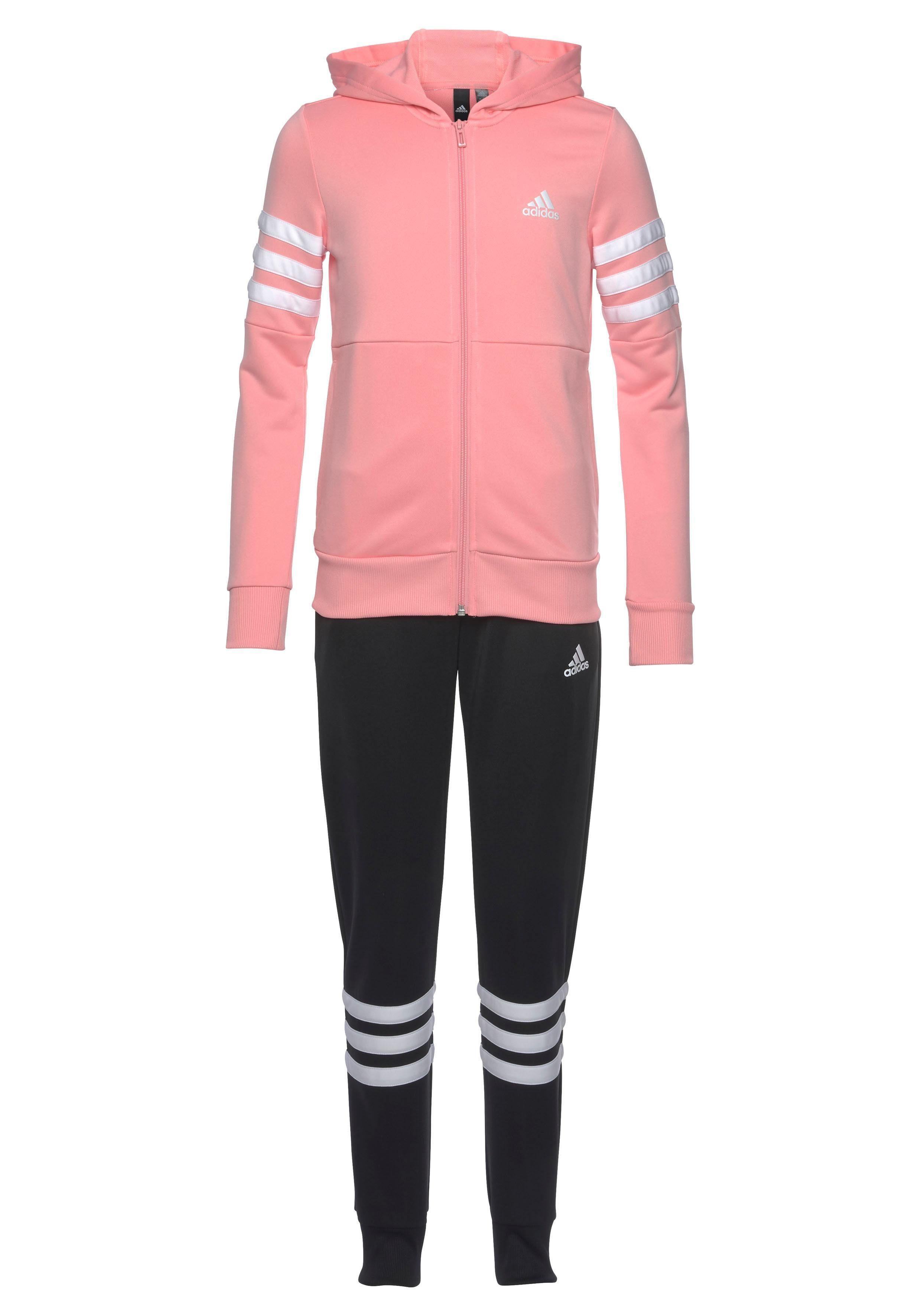 Performance joggingpak roze