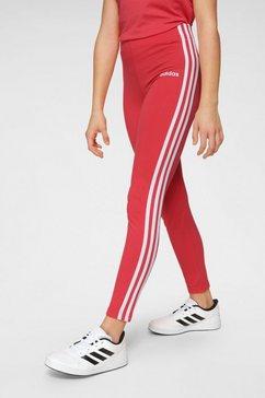 adidas legging »e 3 stripes tight« roze