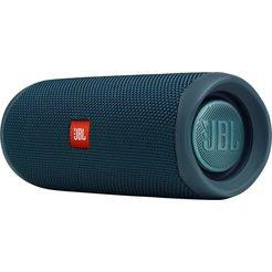 jbl portable luidspreker flip 5 blauw