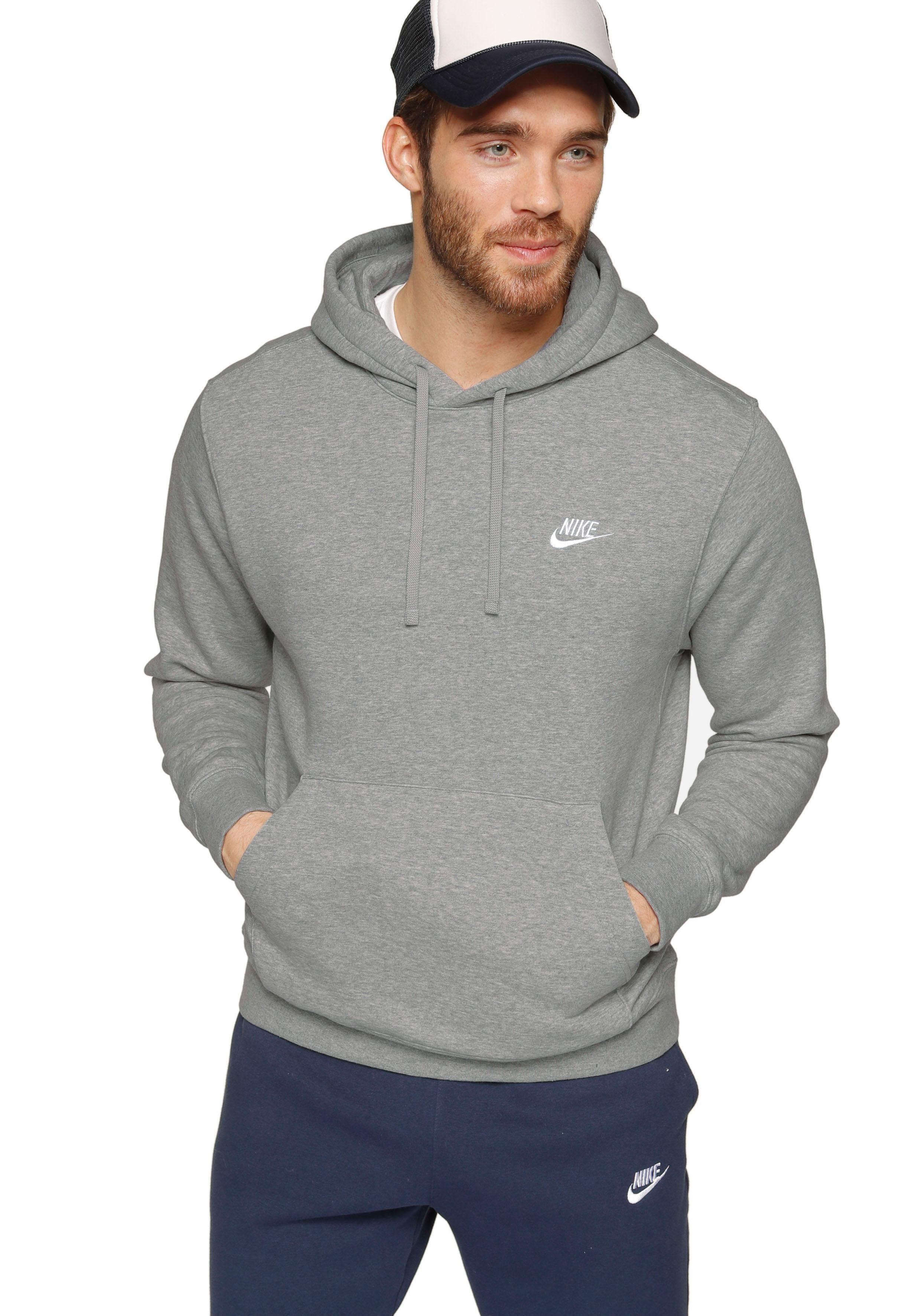Nike Sportswear hoodie »M NSW CLUB HOODIE PO BB«