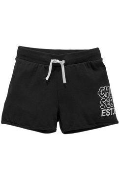 chiemsee short zwart