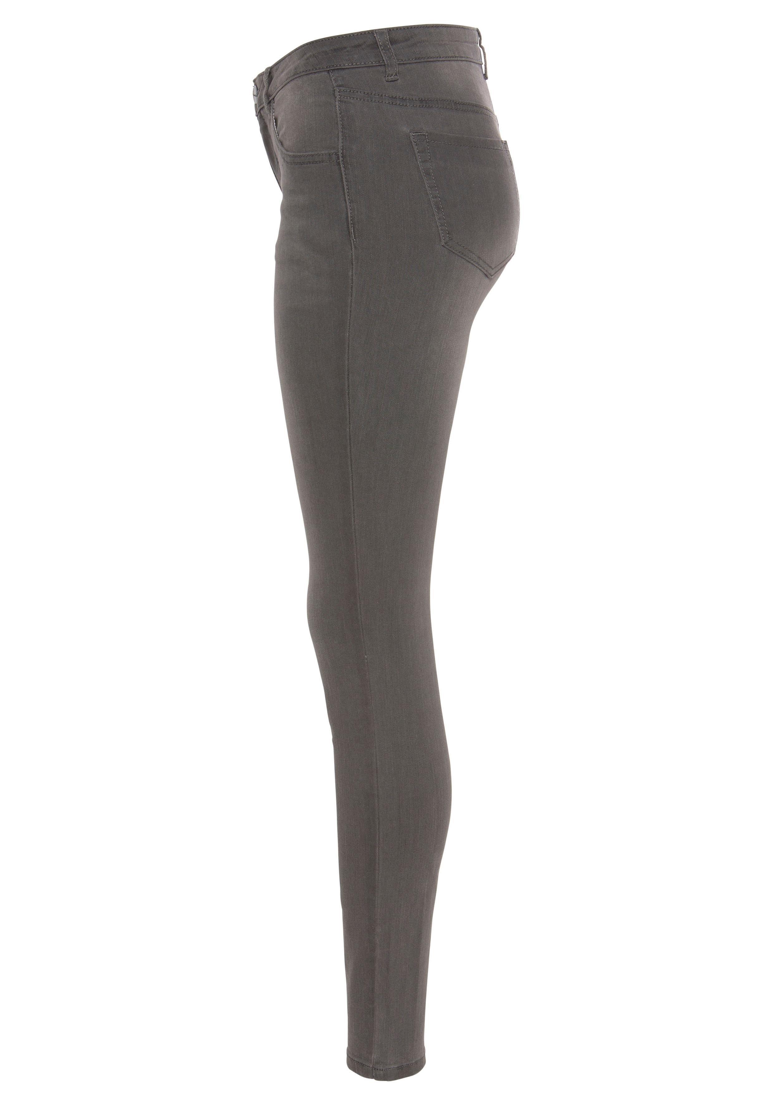 Tamaris skinny jeans nu online kopen bij OTTO