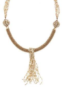 lascana sieradenset ketting en oorringen goud