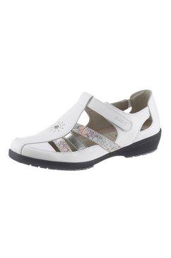 suave klittenbandschoenen wit