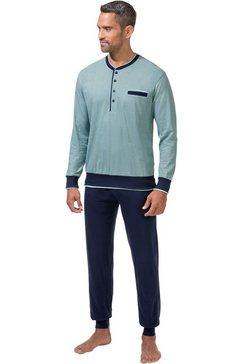 pastunette pyjama groen
