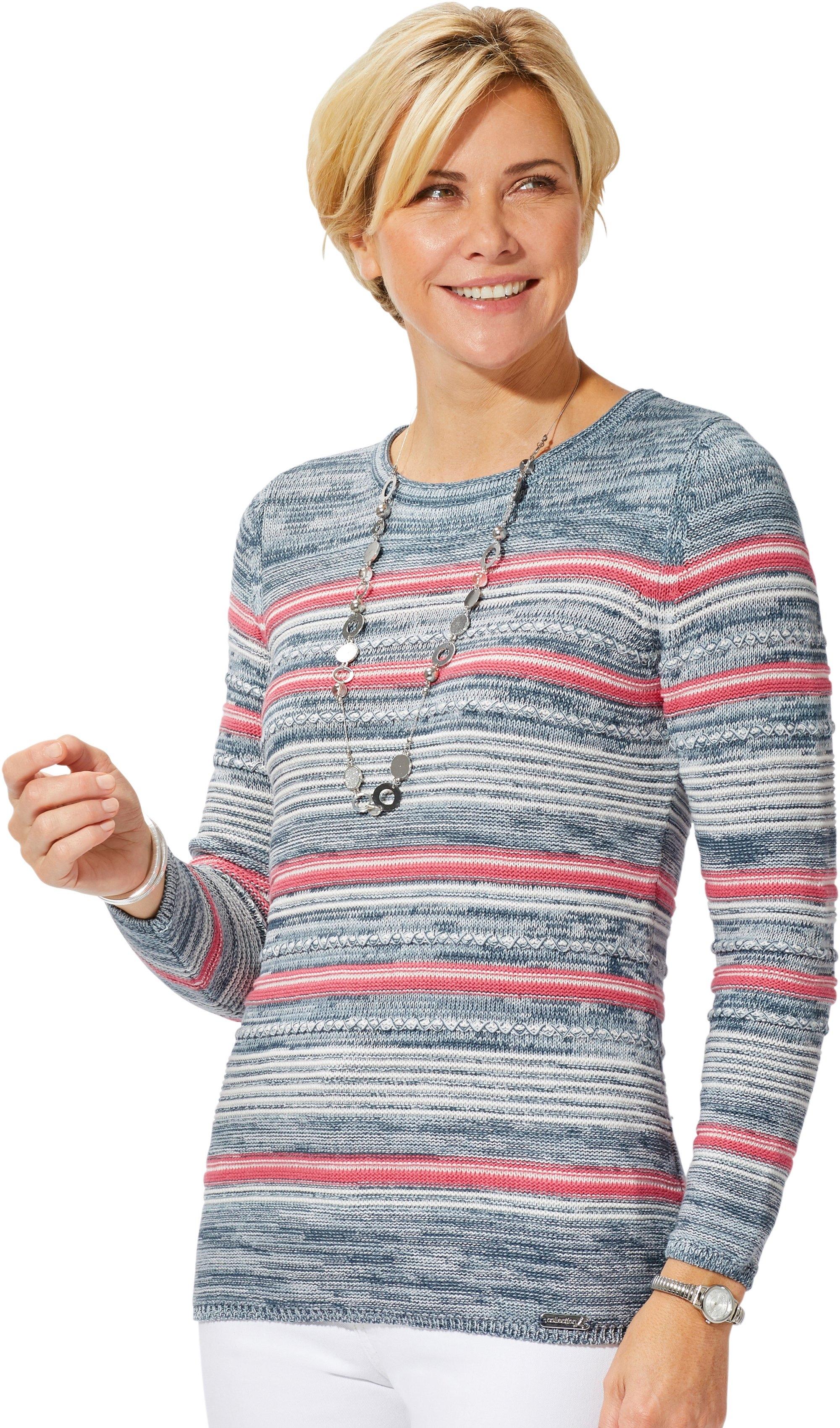 Casual Looks trui van puur katoen voordelig en veilig online kopen