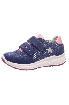 superfit sneakers »merida« blauw