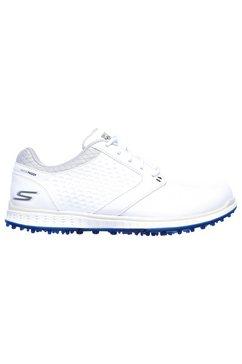 skechers performance fitnessschoenen »golfschuh elite 3 - deluxe« wit