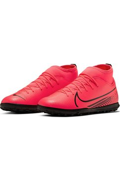 nike voetbalschoenen »mercurial jr superfly 7 club tf« rood