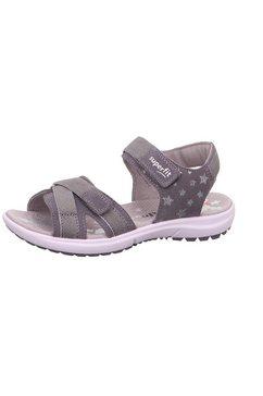 superfit sandalen »rainbow« grijs