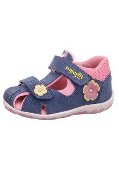 superfit babyschoentjes »fanni« blauw
