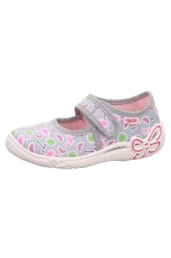 superfit pantoffels »belinda« grijs