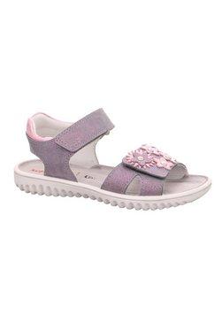 superfit sandalen »sparkle« grijs