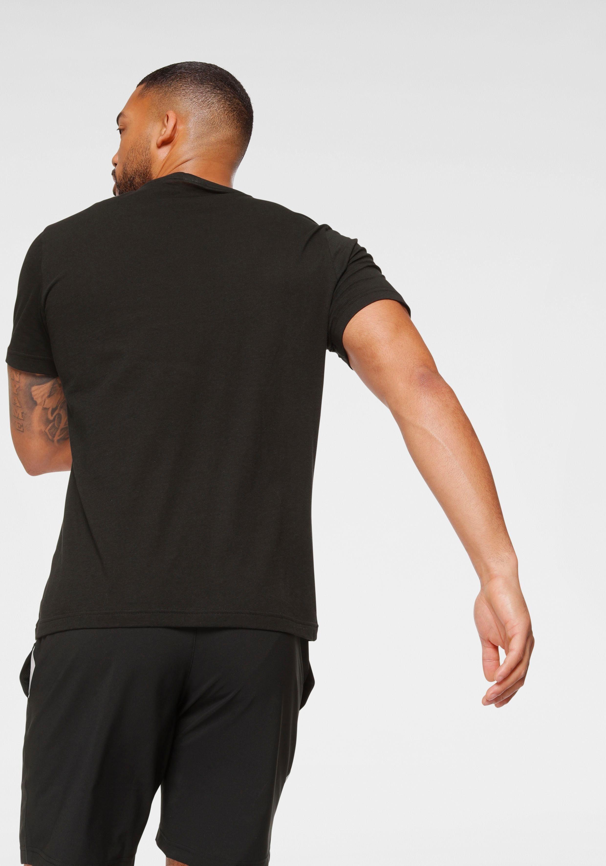 Reebok T-shirt Gs Stacked T Snel Gevonden - Geweldige Prijs