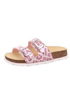 superfit pantoffels roze