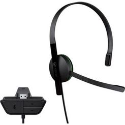 xbox one chat headset zwart