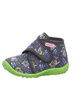 superfit pantoffels »spotty« grijs