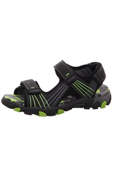 superfit sandalen »henry« zwart