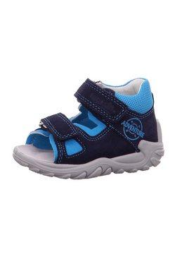 superfit babyschoentjes »flow« blauw