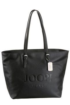 joop jeans shopper »lettera lara shopper lhz« zwart