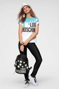 love moschino t-shirt wit