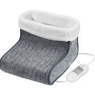 proficare »pc-fw 3058« elektrische voetenwarmer grijs
