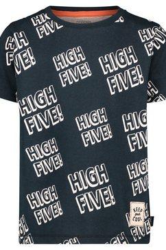 noppies t-shirt »jacinto« grau