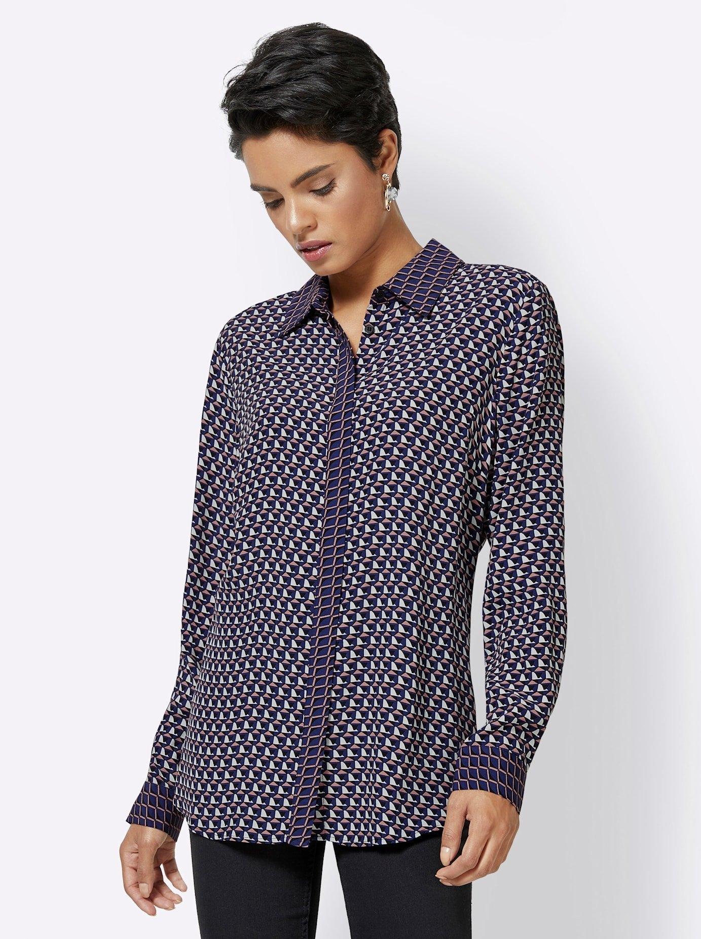 Creation L Gedessineerde blouse - gratis ruilen op otto.nl