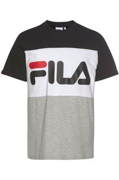 fila t-shirt »day tee« zwart