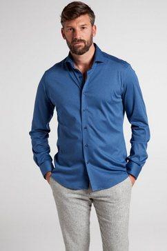 eterna businessoverhemd »modern fit« blauw