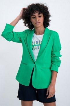 garcia korte blazer groen