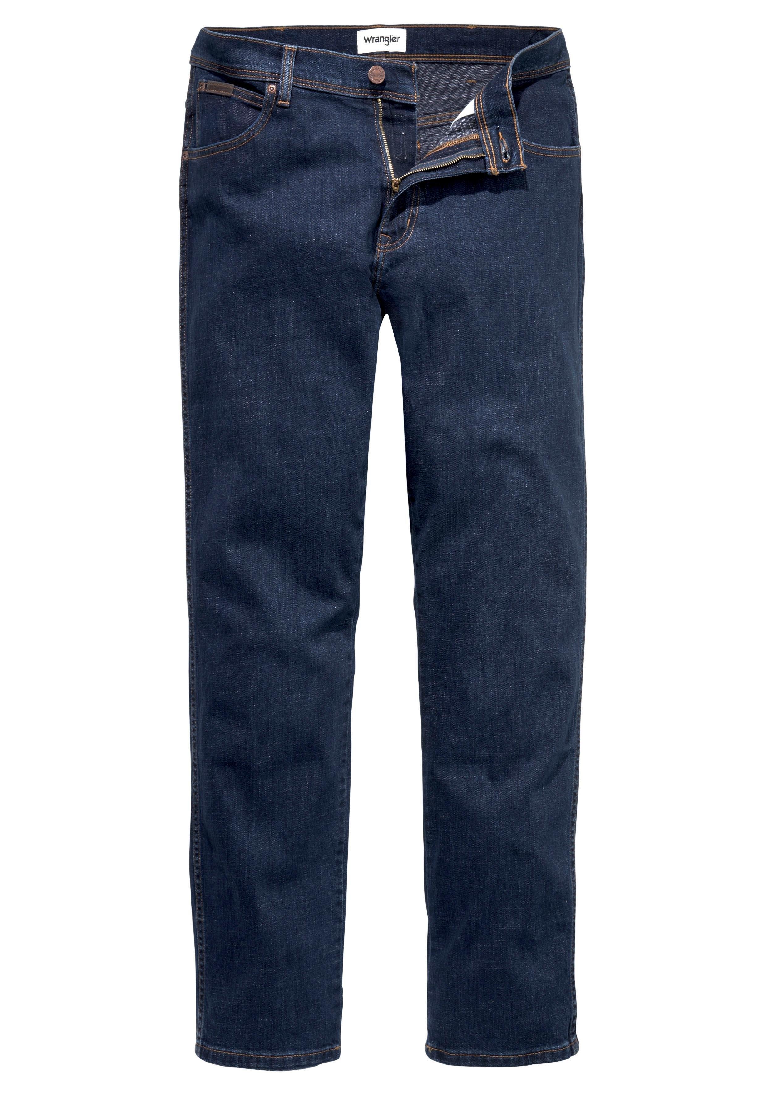 Wrangler Slim fit jeans Texas Slim in de webshop van OTTO kopen