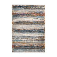 me gusta vloerkleed »anouk 800«, me gusta, rechthoekig, hoogte 5 mm, machinaal geweven multicolor