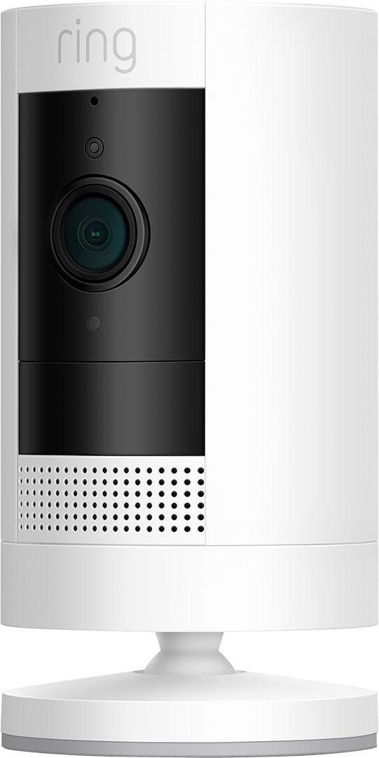 Ring Smart Home-camera »Stick Up Cam Battery - White Gen 3« buiten, binnen voordelig en veilig online kopen