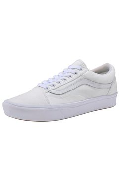 vans sneakers »comfycush old skool« wit