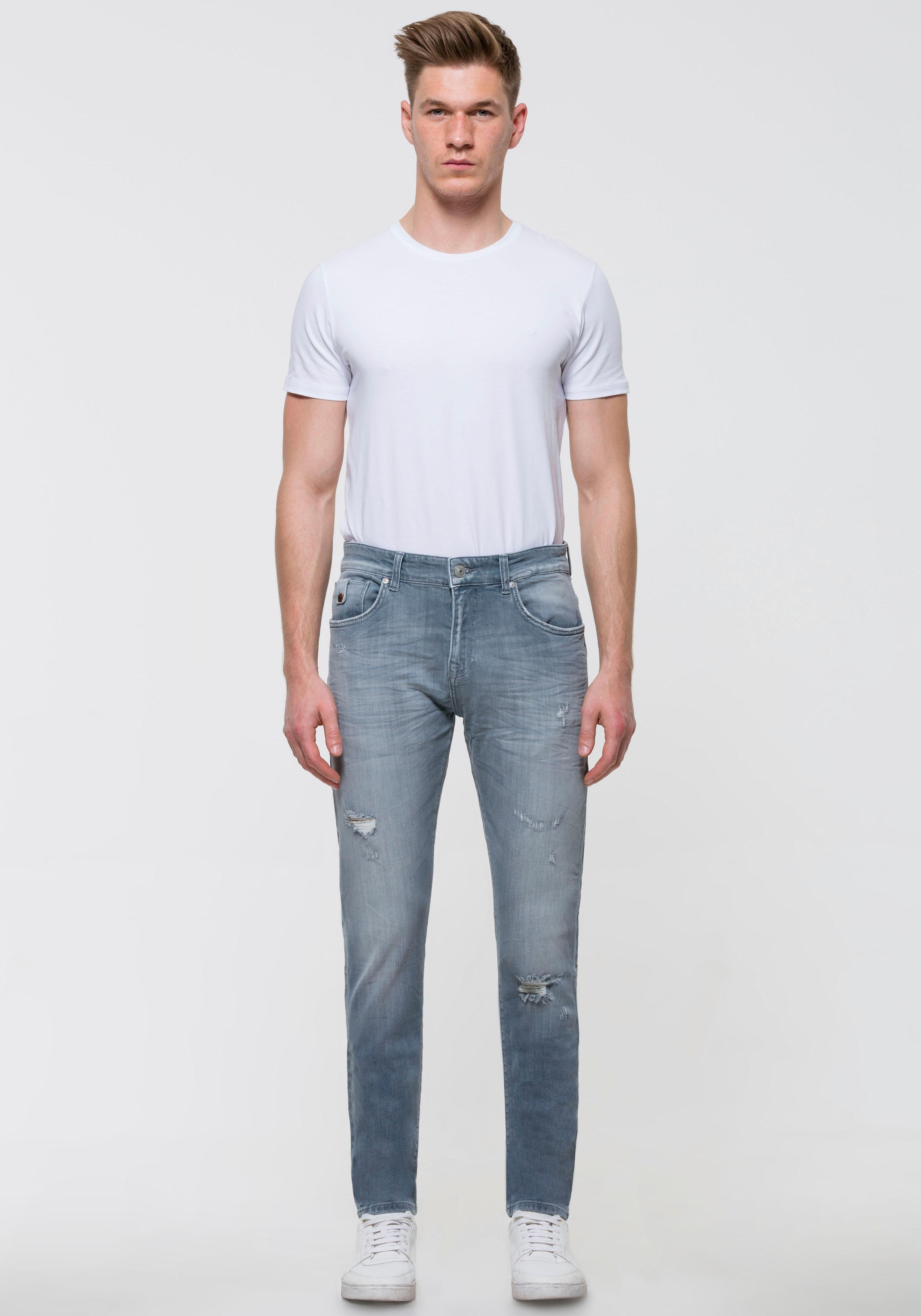 LTB slim fit jeans »JOSHUA« nu online kopen bij OTTO