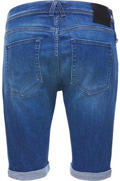ltb jeansshort »corvin« blauw