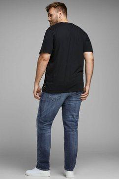 jack  jones slim fit jeans blauw