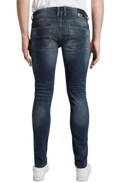 tom tailor denim skinny fit jeans blauw