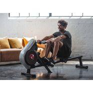 christopeit sport roeimachine »ruderzugmaschine rw 500« zwart