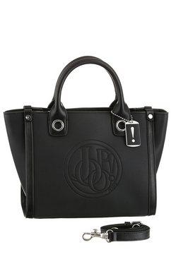 joop jeans tas »perfetto estella handbag shz« zwart