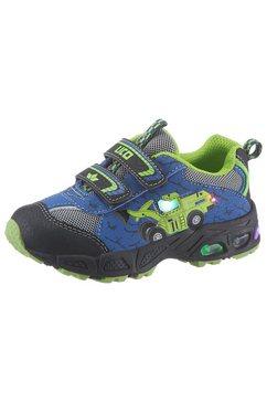 lico sneakers schoenen loader v blinky met een uitneembare binnenzool blauw