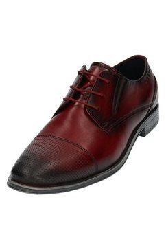 bugatti veterschoenen rood