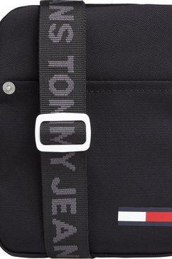 tommy jeans mini-bag »tjm cool city mini reporter nyl« zwart
