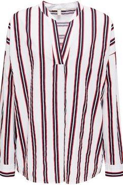 esprit blouse zonder sluiting wit